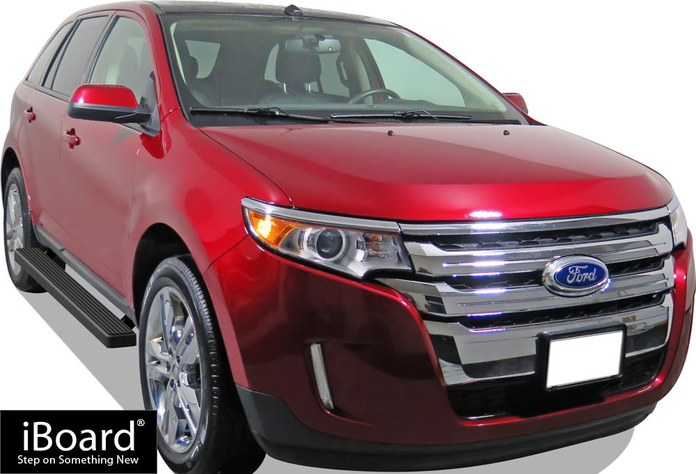 Lowered ford edge