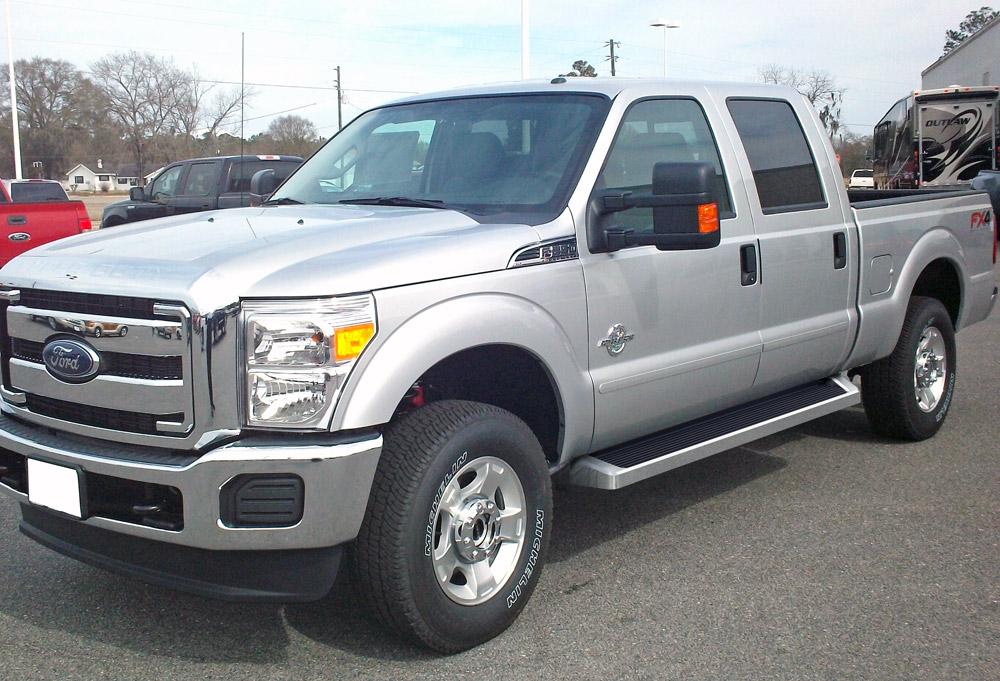 iboard running boards style fit 99 16 ford f250 f350 f450 crew cab ebay. Black Bedroom Furniture Sets. Home Design Ideas