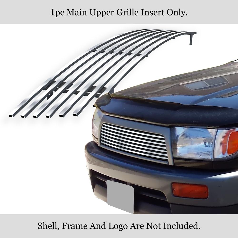Fits 03-05 Toyota 4Runner 4 Runner Stainless Steel Billet Grille Insert