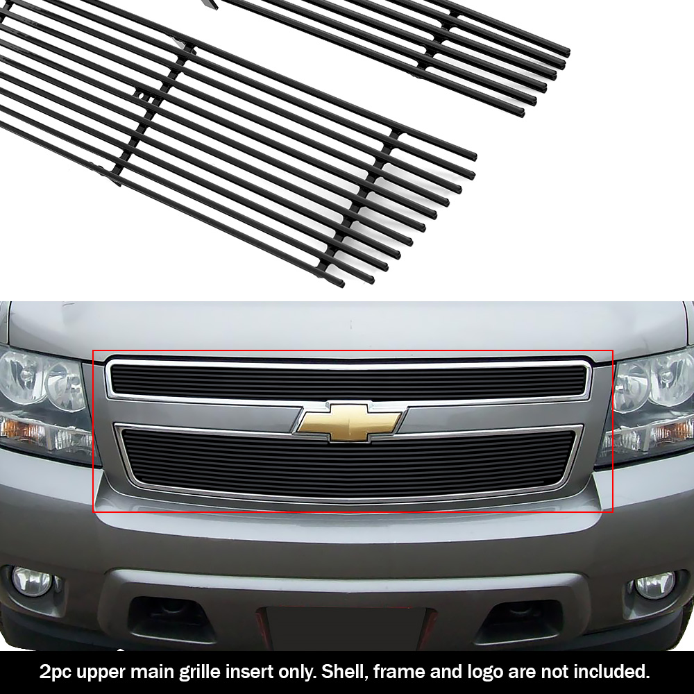 2007-2014 AVALANCHE//TAHOE//SUBURBAN Chrome Door Handle Covers+Bowl Cover Inserts