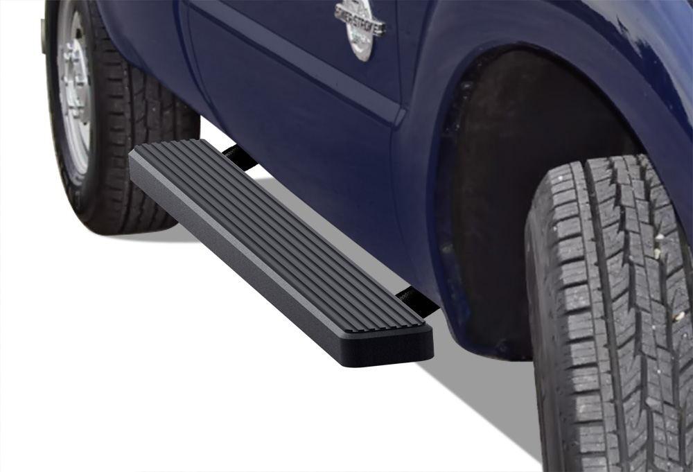 "99-16 Ford F250//F350 SuperDuty Regular Cab 5/"" iBoard Running Boards Nerf Bars"