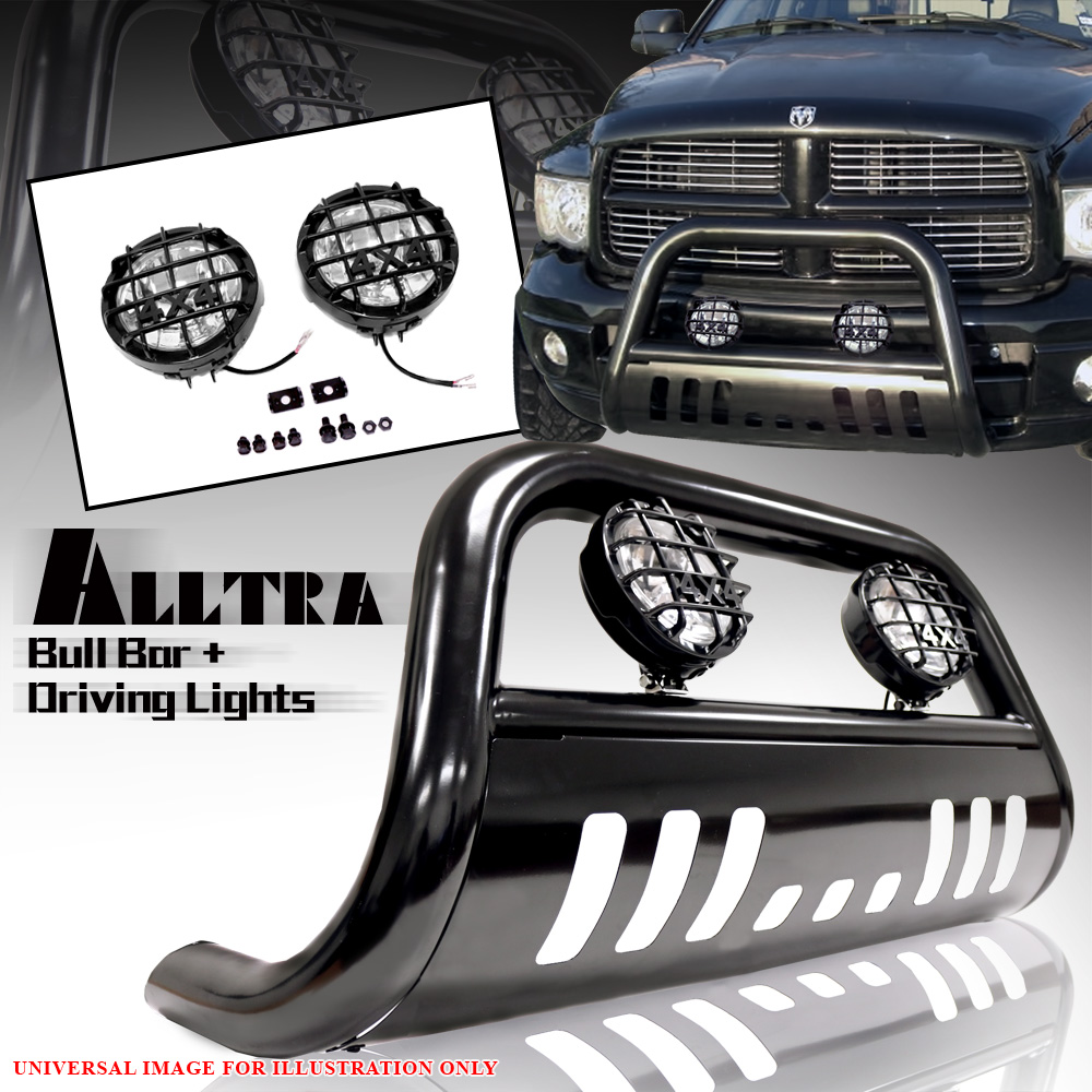 Bliz black push combo bull bar light for 03 05 dodge ram 150003 bliz black push combo bull bar light for 03 05 dodge ram 150003 09 25003500 bb dak018b h aloadofball