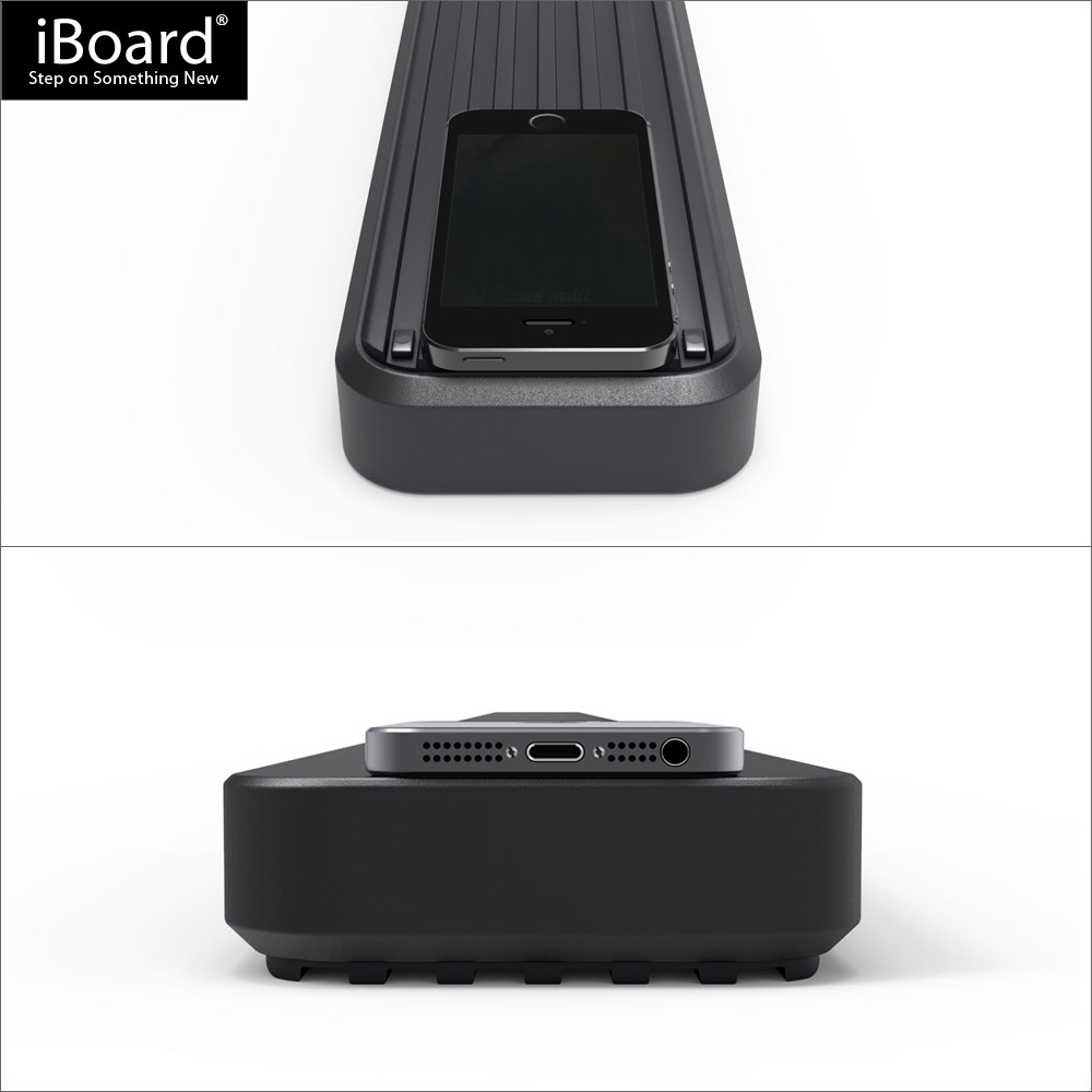 """IBoard Running Boards 4"""" Black Fit 15-18 Ford F150 Regular"""